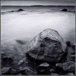 Rock Untitled by xedgerx