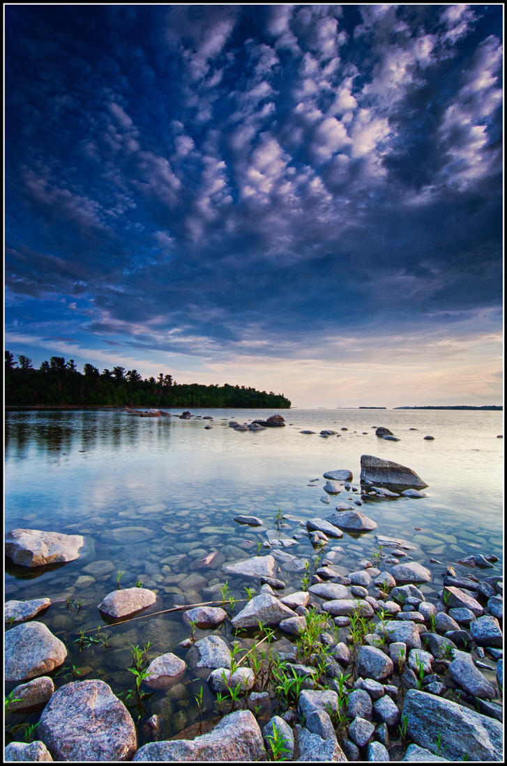 Bass island by xedgerx