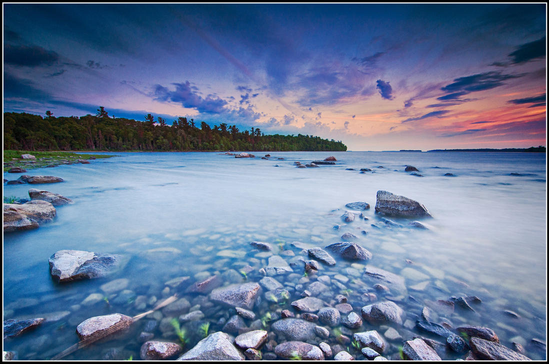 Bass island 4 by xedgerx