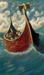 Row, You Maggots by xedgerx