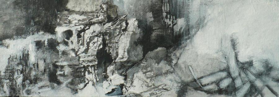 Ruines -a command work, detail 2 by Anna-Maija