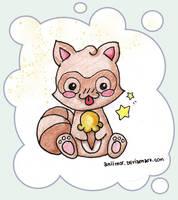 for Sweet-tanuki by aniimor