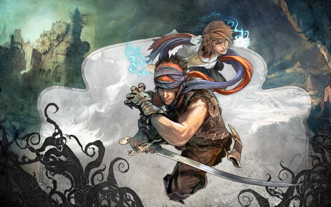 Prince of Persia by WillhelmKranz