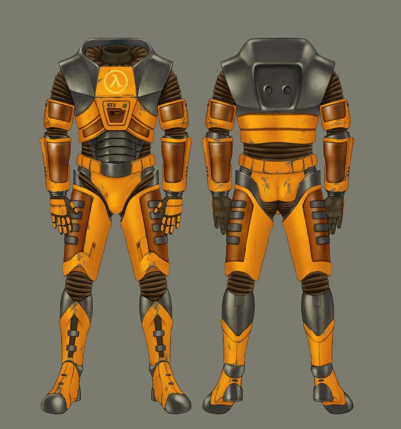 HEV suit Concept - Developers ...