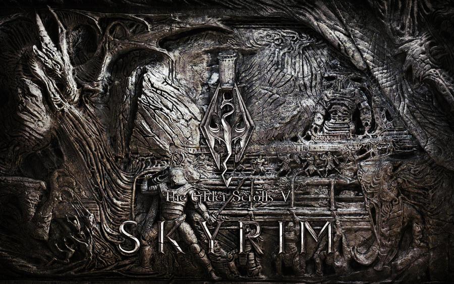 The Elder Scrolls V - Skyrim by WillhelmKranz