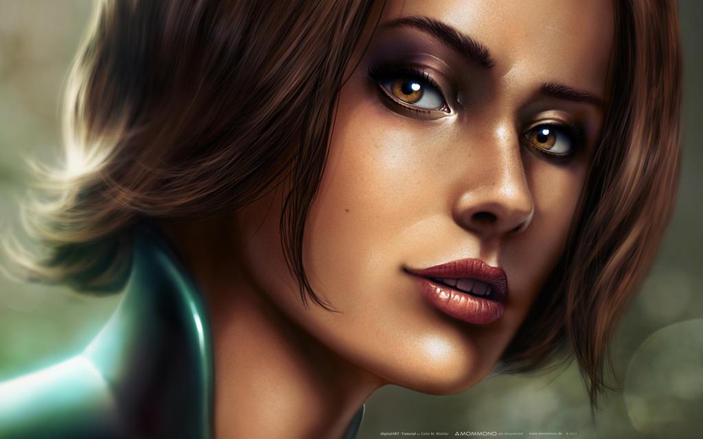 BDAT-Woman by WillhelmKranz