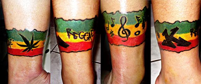 reggae tattoo auto design tech. Black Bedroom Furniture Sets. Home Design Ideas