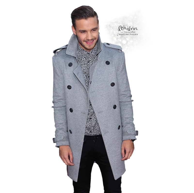 Liam Payne render 001 [.png] by Ithilrin by Ithilrin on ...