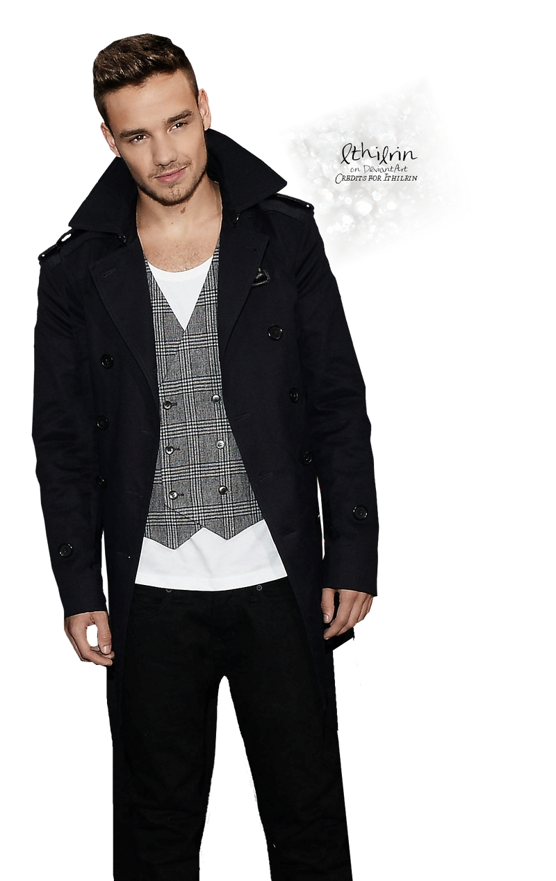 Liam Payne render 003 [.png] by Ithilrin by Ithilrin on ...