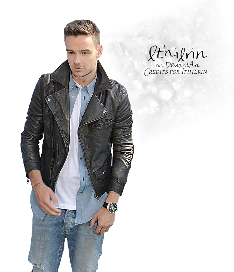 Liam Payne render 007 [.png] by Ithilrin by Ithilrin on ...
