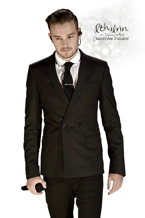 Liam Payne render 017 [.png] by Ithilrin by Ithilrin on ...