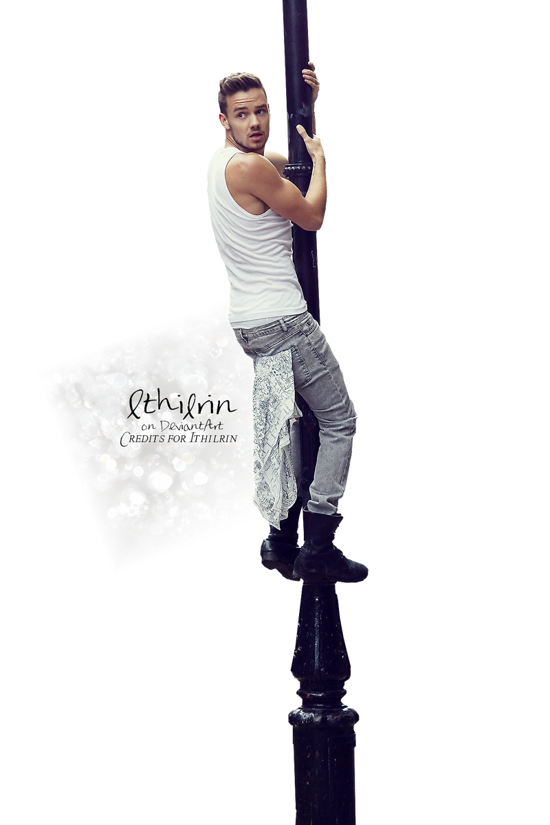 Liam Payne render 016 [.png] by Ithilrin by Ithilrin on ...