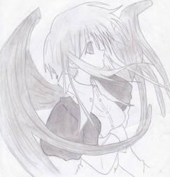Angel by IchikoAidax