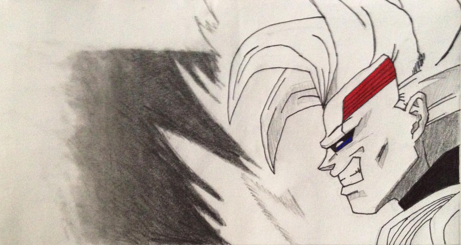 final form baby vegeta by gokujr96 on DeviantArt