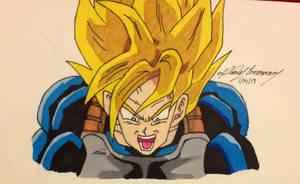 Super Goku! by gokujr96