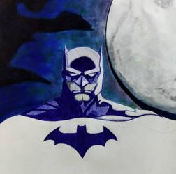 Batman Copic