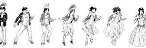 Dancing Queen by cluedog
