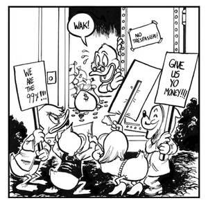 Occupy Duckburg
