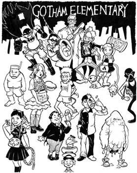 Frank Miller's Gotham Elementary