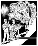 Lovecraft and Tesla: Headcase