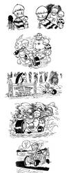 The Quacking Dead 5 Part 9 by cluedog