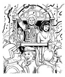 Doctor Who: A Hero's Welcome by cluedog