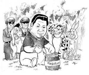 Xi Jinping the Pooh