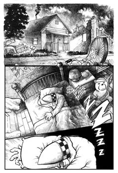 Opey the Warhead Page 1