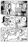 Opey the Warhead Page 2 by cluedog
