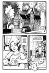 Only Human Page 1 by cluedog