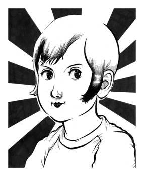 Penny Vieira Portrait