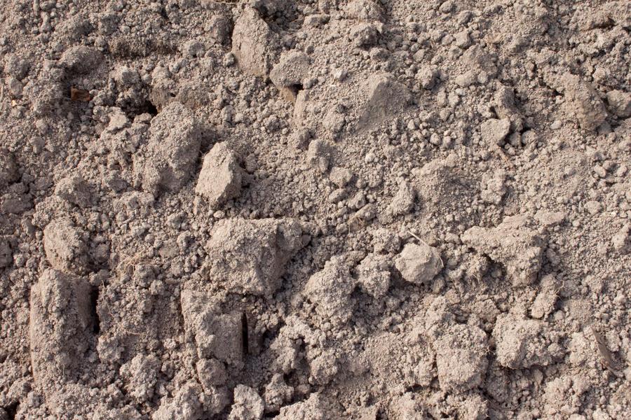 soil texture by ManicHysteriaStock