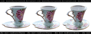 Tea Cup cut out