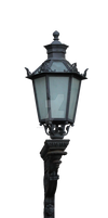 Street Lamp Cut Out