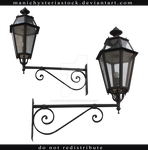 Street Lamp Cut Out 9