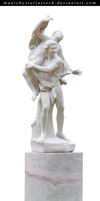 Statue Cut out 2