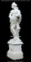 Female statue Cut Out 2