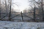 Frozen Gates