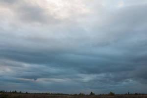Evening Rainy Clouds 18 by ManicHysteriaStock