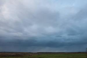 Evening Rainy Clouds 22