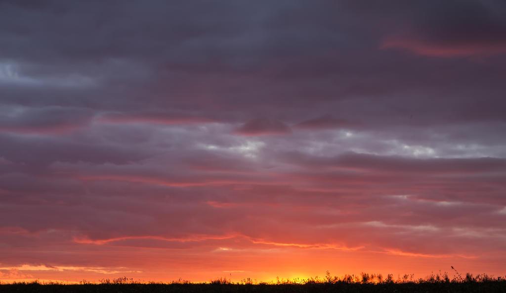 Striped Sunset 2 by ManicHysteriaStock