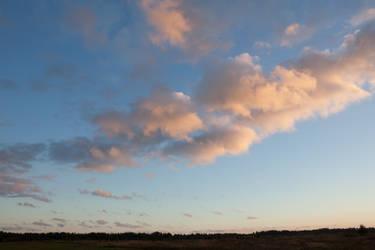 Vanilla Evening Cloud