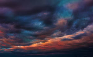 Skies of Chaos by ManicHysteriaStock