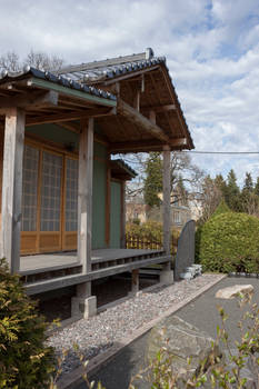 Japanese traditional house 2