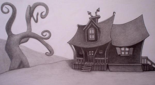 Sweet Home by sinsenor