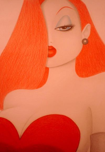 Jessica red by sinsenor
