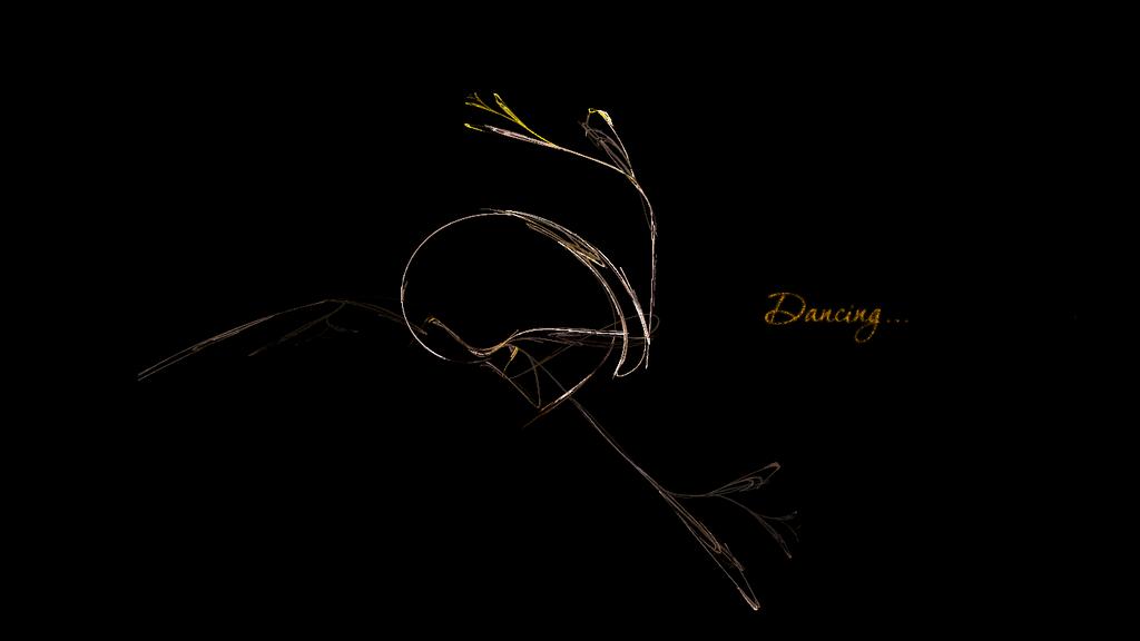 Dancing... by Arichy