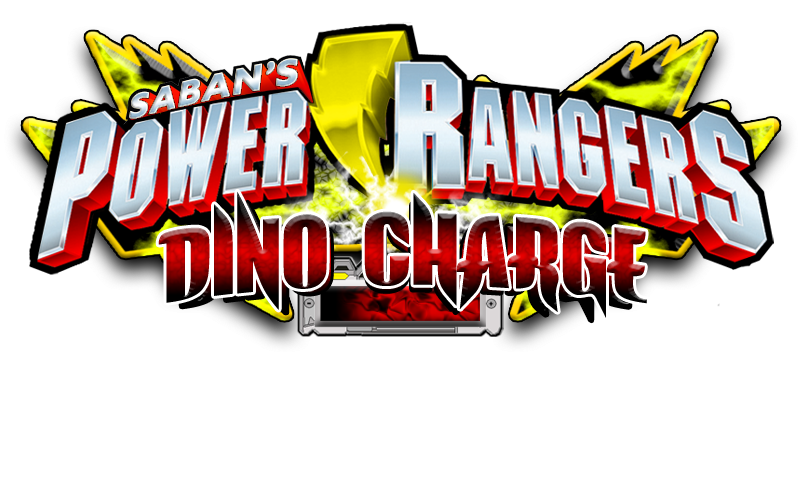 Dino Charge Logo V2 By Joeshiba On Deviantart