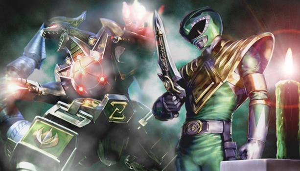 Green Ranger wallpaper by JoeShiba on DeviantArt