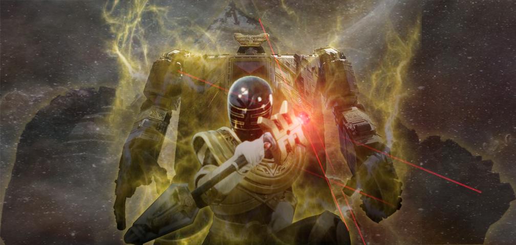 Gold Zeo King Ranger Wallpaper By JoeShiba